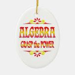 Poder de la álgebra ornamento para reyes magos