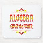 Poder de la álgebra tapetes de ratón