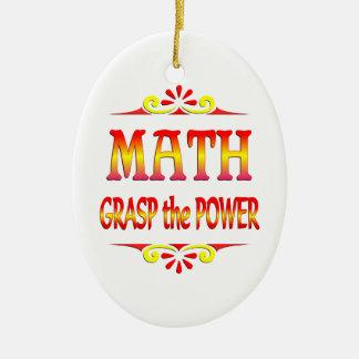 Poder de la matemáticas ornamente de reyes