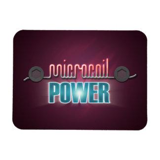 Poder de Microcoil Iman Flexible