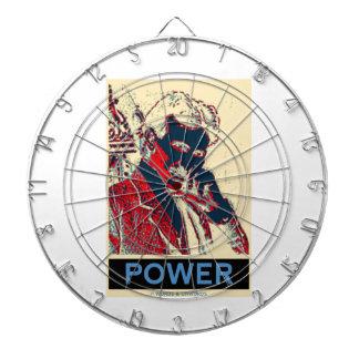 Poder de Nikola Tesla (Obama-Como el poster)