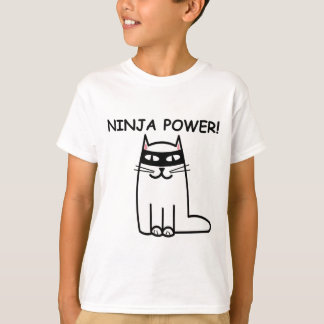 Poder de Ninja Playera