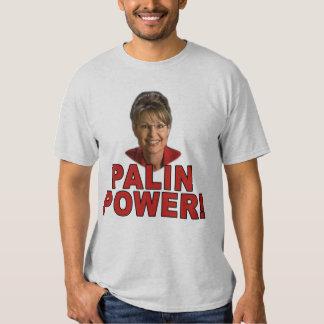 ¡Poder de Palin! Camisetas y ropa de Sarah Palin Polera