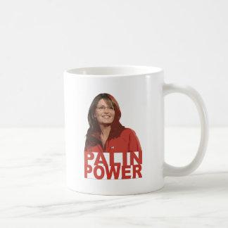 Poder de Palin Taza De Café