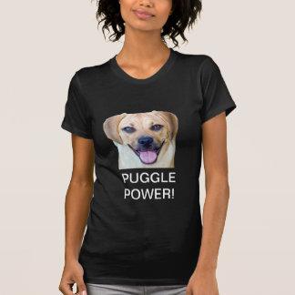 ¡Poder de Puggle! Playera