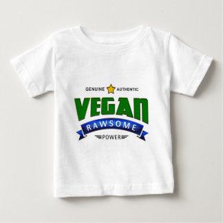 Poder de Rawsome del vegano Camisas