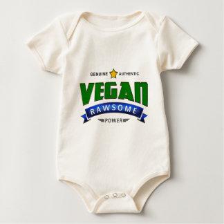 Poder de Rawsome del vegano Mamelucos