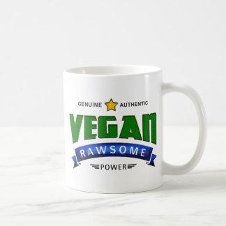 Poder de Rawsome del vegano Taza