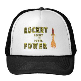 Poder de Rocket Gorro De Camionero