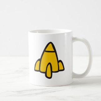 Poder de Rocket - Regina Taza De Café