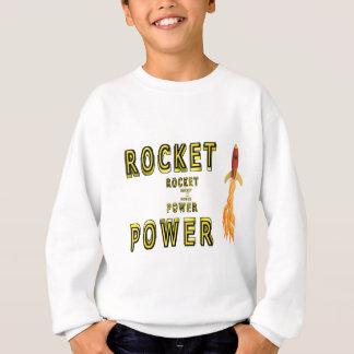 Poder de Rocket Remera