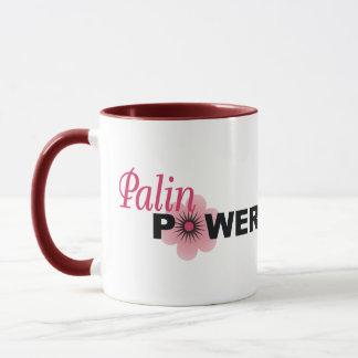 Poder de Sarah Palin Taza
