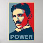 Poder de Tesla Impresiones