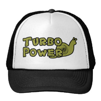Poder de Turbo Gorros