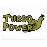 Poder de Turbo Postales