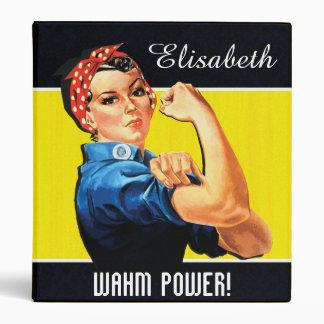 """¡Poder de WAHM! - Mamá del trabajo en casa Carpeta 1"""""""