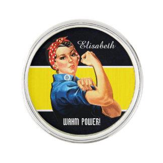 ¡Poder de WAHM! - Mamá del trabajo en casa Insignia