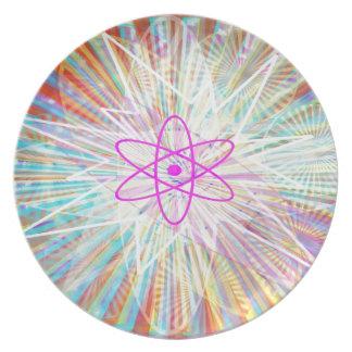 Poder del alma: Diseño artístico de energía solar Plato