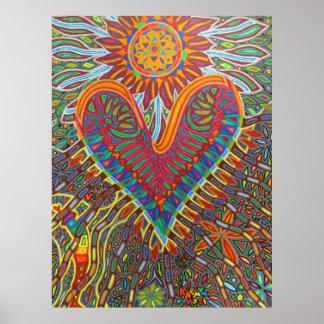 poder del amor - 2009 impresiones