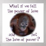 Poder del amor poster
