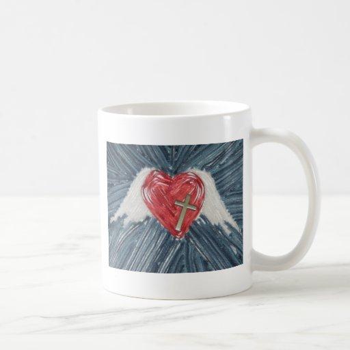 ¡Poder del amor! Taza Clásica