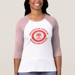 Poder del antepasado camiseta