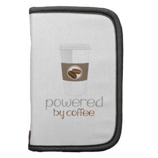 Poder del café organizador