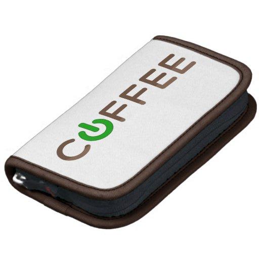 Poder del café (verde) organizadores
