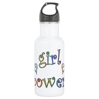 ¡poder del chica!