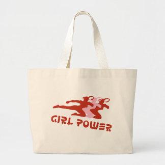 Poder del chica bolsa