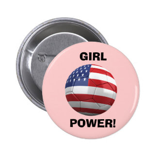 ¡Poder del chica! Pins