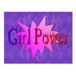 Poder del chica postal