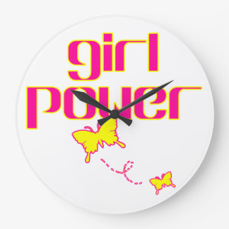 Poder del chica relojes