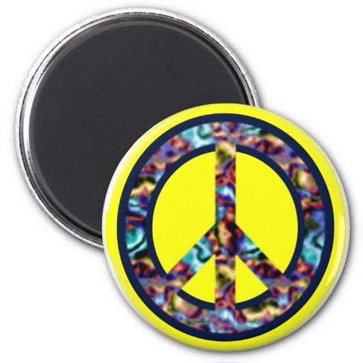 Poder del imán de la paz
