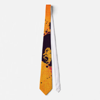 Poder del miedo corbata personalizada