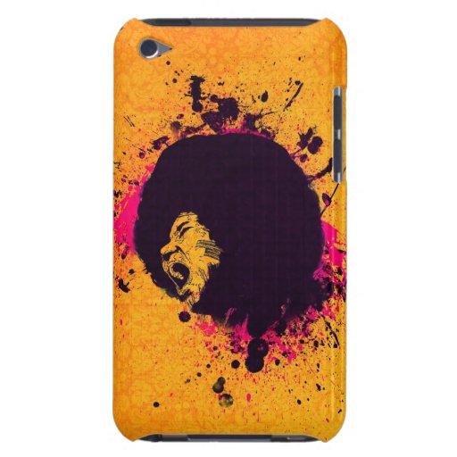 Poder del miedo iPod touch Case-Mate carcasas