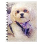 Poder del perrito de Bella Note Book