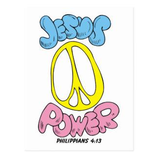 Poder del signo de la paz de Jesús Postal