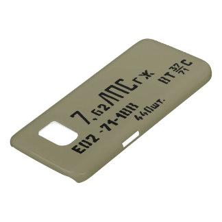 Poder del Spam de la munición de AK-47 7.62x39 Funda Samsung Galaxy S7