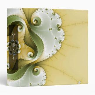 """Poder del terror - arte del fractal carpeta 1 1/2"""""""