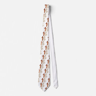 Poder del tocino corbata personalizada