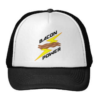 Poder del tocino gorra