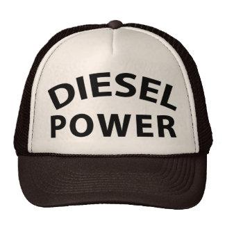 Poder diesel gorra