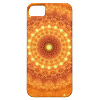 Poder divino de la mandala creado por Tutti Funda Para iPhone 5 Barely There