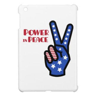 Poder en paz