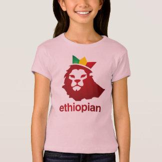 Poder etíope - camiseta de la muñeca de Bella de