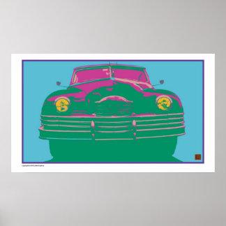 Poder-Impresión de Packard Posters