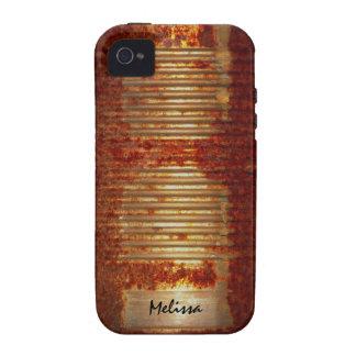 Poder oxidada del alimento en conserva Case-Mate iPhone 4 carcasa