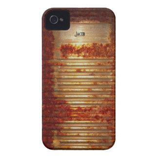 Poder oxidada del alimento en conserva Case-Mate iPhone 4 cárcasa