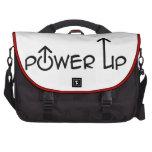 ¡Poder para arriba! Bolsas Para Portátil